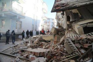 Gempa Elazig, Turki