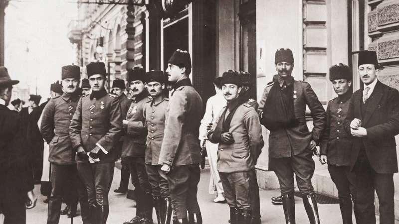 Armenian Genocide (1915-1917)