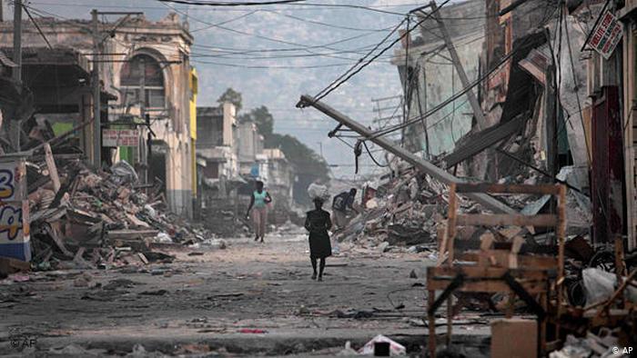 Bencana Alam Paling mengerikan di Dunia Sepanjang 2020
