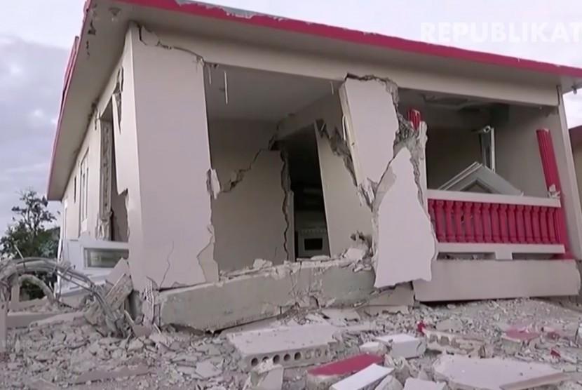 Gempa Karibia