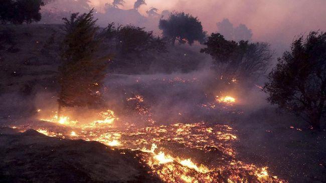 Kebakaran California