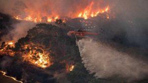 Kebakaran besar di Australia