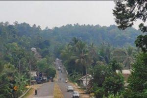 Tanjakan Bangangah, Banten