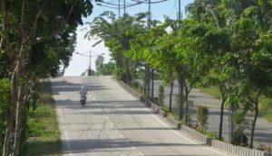 Tanjakan Batu Piring, Kalimantan