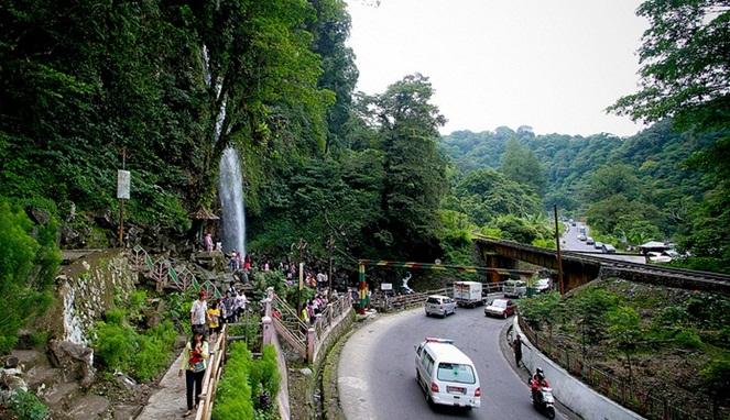 Tanjakan Silaiang Kariang, Sumatra Barat