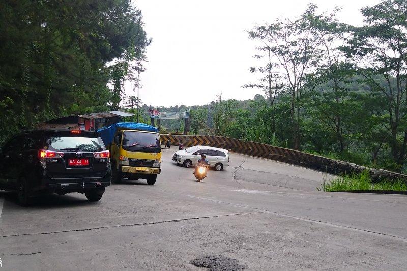 Tanjakan Sitinjau Laut, Padang Sumatra Barat