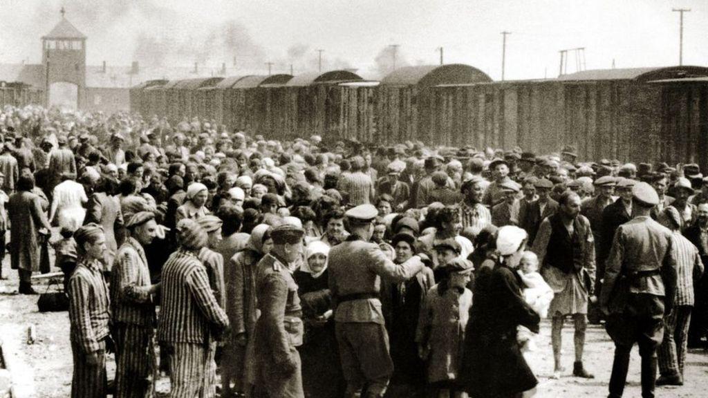 The Holocaust (1941-1945)