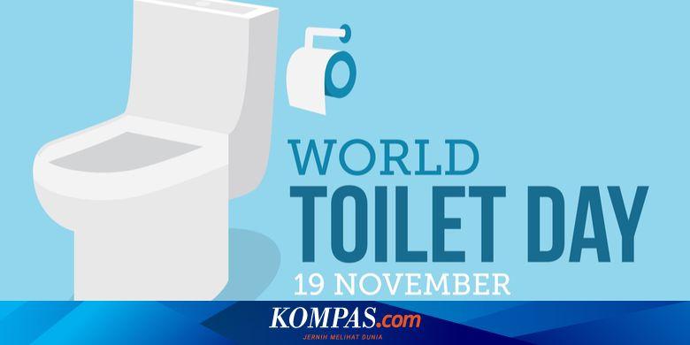 Hari Toilet Sedunia (19 November)
