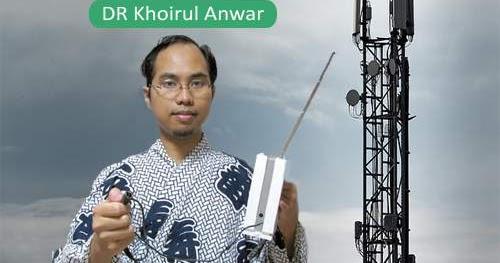 Prof Dr Khoirul Anwar (Sistem Telekomunikasi 4G berbasi OFDM)