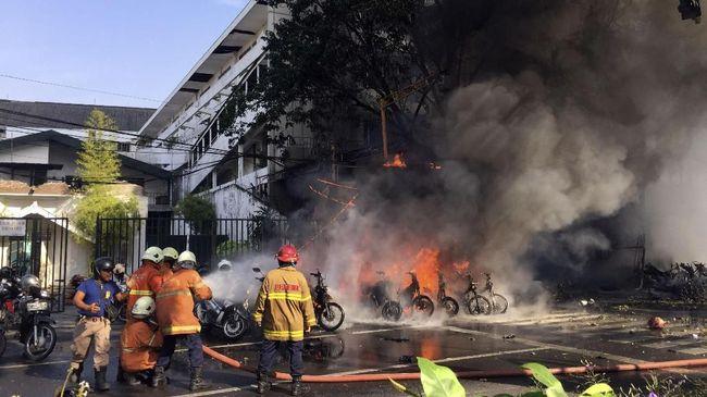 Kasus Bom Bunuh Diri Yang Pernah Menggemparkan Indonesia